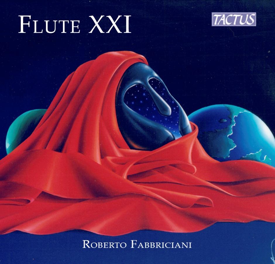 Blu Cobalto in Fabbriciani's new CD Flute XXI